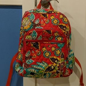 Iconic Campus Backpack in Rumba